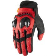 Icon Contra2 Gloves Red